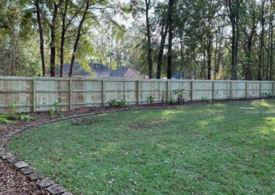 Privacy Fence 6'